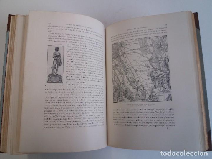 Libros antiguos: EXCELENTE Y PRECIOSO LIBRO LOS CAMPOS DE BATALLA DE FRANCIA MODERNISTA MAS DE 120 AÑOS - Foto 63 - 241953365
