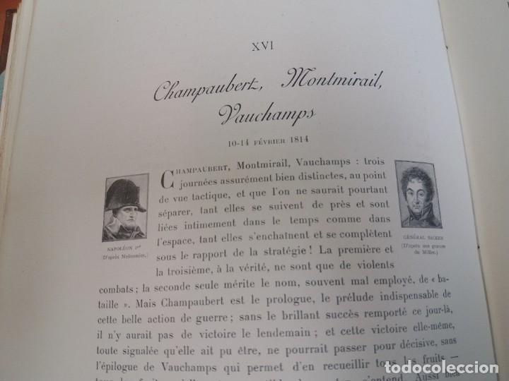Libros antiguos: EXCELENTE Y PRECIOSO LIBRO LOS CAMPOS DE BATALLA DE FRANCIA MODERNISTA MAS DE 120 AÑOS - Foto 65 - 241953365