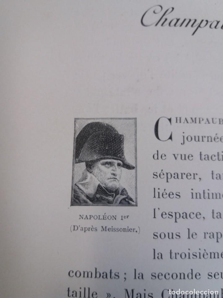 Libros antiguos: EXCELENTE Y PRECIOSO LIBRO LOS CAMPOS DE BATALLA DE FRANCIA MODERNISTA MAS DE 120 AÑOS - Foto 66 - 241953365