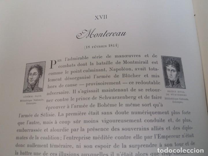 Libros antiguos: EXCELENTE Y PRECIOSO LIBRO LOS CAMPOS DE BATALLA DE FRANCIA MODERNISTA MAS DE 120 AÑOS - Foto 70 - 241953365