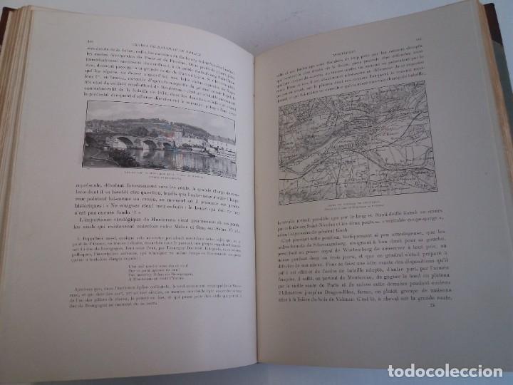Libros antiguos: EXCELENTE Y PRECIOSO LIBRO LOS CAMPOS DE BATALLA DE FRANCIA MODERNISTA MAS DE 120 AÑOS - Foto 72 - 241953365