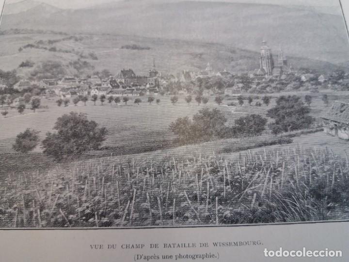 Libros antiguos: EXCELENTE Y PRECIOSO LIBRO LOS CAMPOS DE BATALLA DE FRANCIA MODERNISTA MAS DE 120 AÑOS - Foto 85 - 241953365