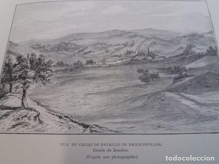 Libros antiguos: EXCELENTE Y PRECIOSO LIBRO LOS CAMPOS DE BATALLA DE FRANCIA MODERNISTA MAS DE 120 AÑOS - Foto 90 - 241953365