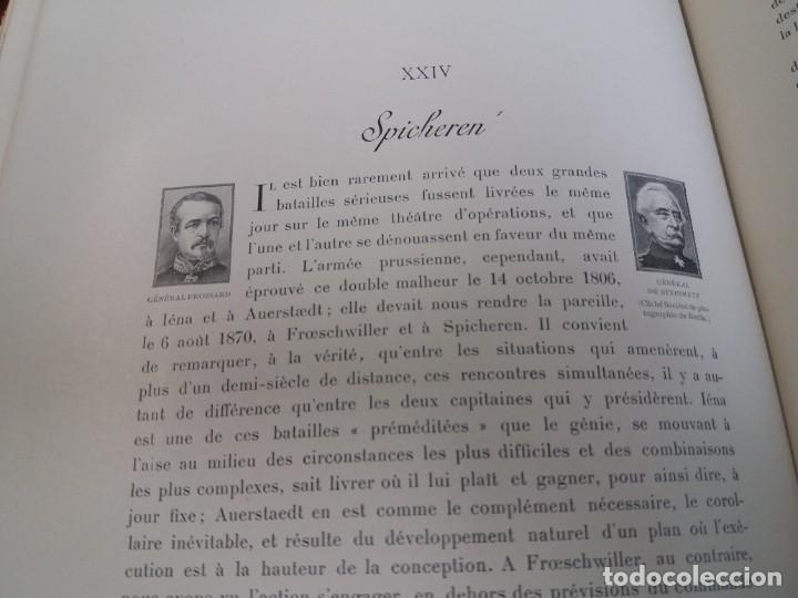Libros antiguos: EXCELENTE Y PRECIOSO LIBRO LOS CAMPOS DE BATALLA DE FRANCIA MODERNISTA MAS DE 120 AÑOS - Foto 92 - 241953365
