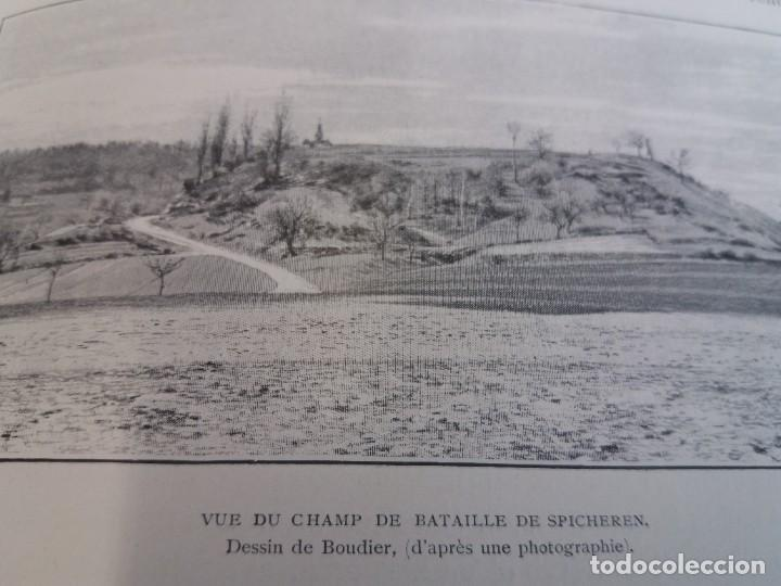 Libros antiguos: EXCELENTE Y PRECIOSO LIBRO LOS CAMPOS DE BATALLA DE FRANCIA MODERNISTA MAS DE 120 AÑOS - Foto 94 - 241953365
