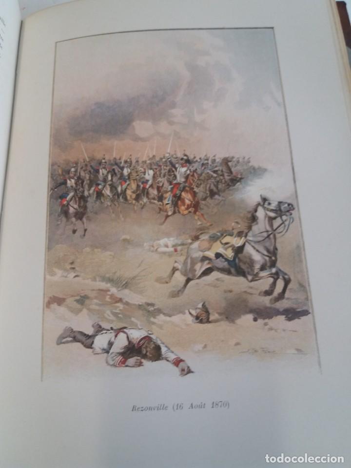 Libros antiguos: EXCELENTE Y PRECIOSO LIBRO LOS CAMPOS DE BATALLA DE FRANCIA MODERNISTA MAS DE 120 AÑOS - Foto 97 - 241953365