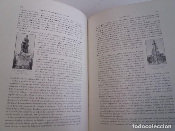 Libros antiguos: EXCELENTE Y PRECIOSO LIBRO LOS CAMPOS DE BATALLA DE FRANCIA MODERNISTA MAS DE 120 AÑOS - Foto 98 - 241953365