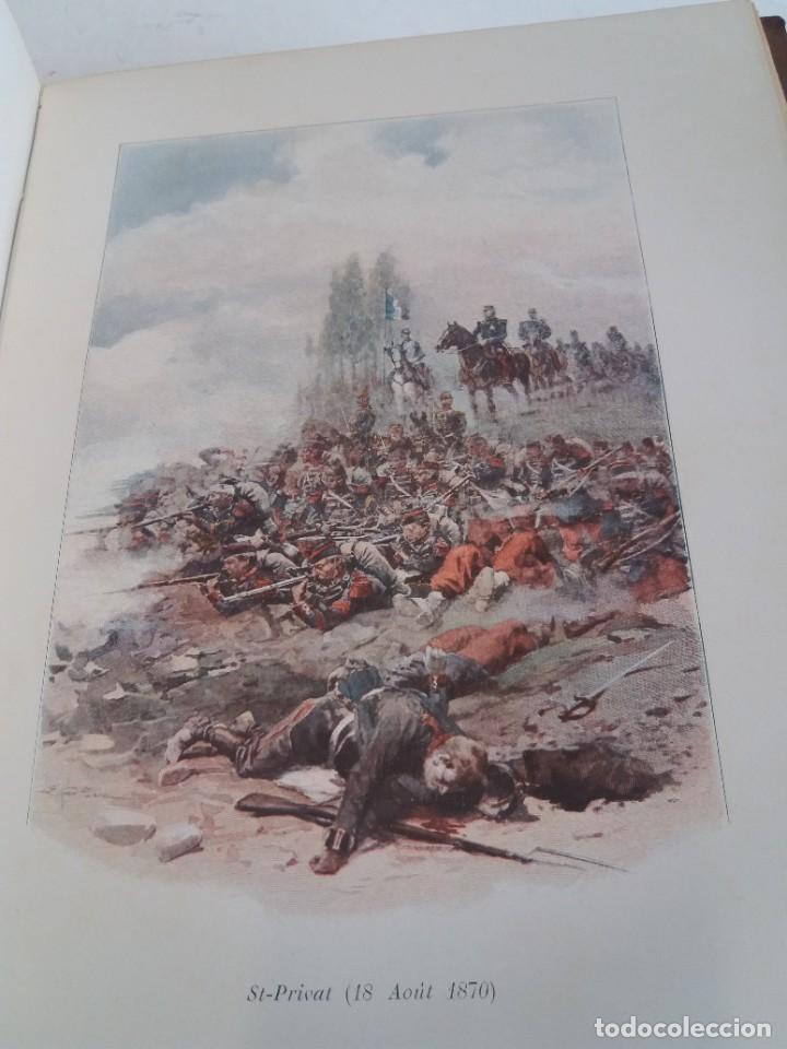 Libros antiguos: EXCELENTE Y PRECIOSO LIBRO LOS CAMPOS DE BATALLA DE FRANCIA MODERNISTA MAS DE 120 AÑOS - Foto 102 - 241953365