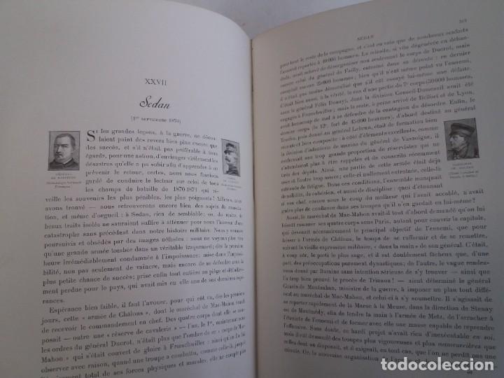 Libros antiguos: EXCELENTE Y PRECIOSO LIBRO LOS CAMPOS DE BATALLA DE FRANCIA MODERNISTA MAS DE 120 AÑOS - Foto 103 - 241953365