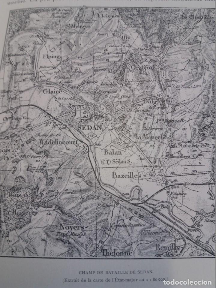 Libros antiguos: EXCELENTE Y PRECIOSO LIBRO LOS CAMPOS DE BATALLA DE FRANCIA MODERNISTA MAS DE 120 AÑOS - Foto 104 - 241953365