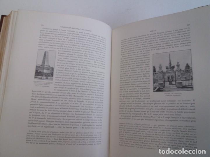 Libros antiguos: EXCELENTE Y PRECIOSO LIBRO LOS CAMPOS DE BATALLA DE FRANCIA MODERNISTA MAS DE 120 AÑOS - Foto 106 - 241953365