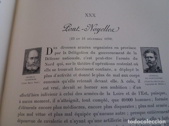 Libros antiguos: EXCELENTE Y PRECIOSO LIBRO LOS CAMPOS DE BATALLA DE FRANCIA MODERNISTA MAS DE 120 AÑOS - Foto 113 - 241953365