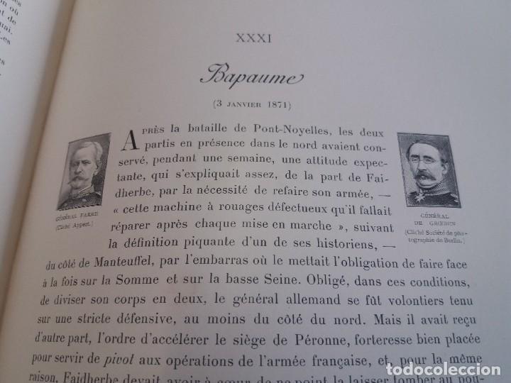 Libros antiguos: EXCELENTE Y PRECIOSO LIBRO LOS CAMPOS DE BATALLA DE FRANCIA MODERNISTA MAS DE 120 AÑOS - Foto 115 - 241953365
