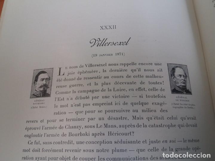Libros antiguos: EXCELENTE Y PRECIOSO LIBRO LOS CAMPOS DE BATALLA DE FRANCIA MODERNISTA MAS DE 120 AÑOS - Foto 116 - 241953365