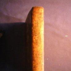Libros antiguos: GRADUS AD PARNASSUM,SIVE NOVUS SYNONYMORUM, EPITHETORUM,... LATINO-HISPANICUS (TOMO 2) (PARIS, 1835). Lote 242144465