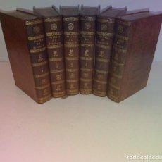 Libros antiguos: GENIALES Y MUY IMPORTANTES LOS SALMOS DE DAVID TRADUCCION DE BERTHIER MAS DE 210 AÑOS PASTA ESPAÑOLA. Lote 242356480