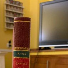 Libros antiguos: ZAMORA EN TIEMPO DE LA GUERRA DE LA INDEPENDENCIA 1808-1814. Lote 242971140