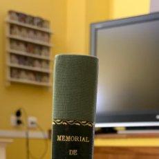 Libros antiguos: MEMORIAL DE INGENIEROS DEL EJÉRCITO. TOMO XXV. DEDICADO A LA GUERRA DE LA INDEPENDENCIA. Lote 242975470