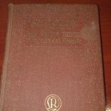 Libros antiguos: LOS CUATRO ARCANOS DEL MUNDO DE CARLOS JOSÉ DEGENHARDT. Lote 243031180