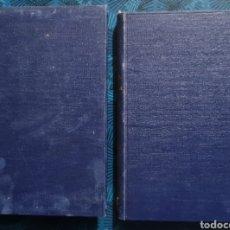 Libros antiguos: QUESTIONS D'ETAT MAJOR. COLECCION CASTEX. 2 VOLUMENES.1920. Lote 243058810