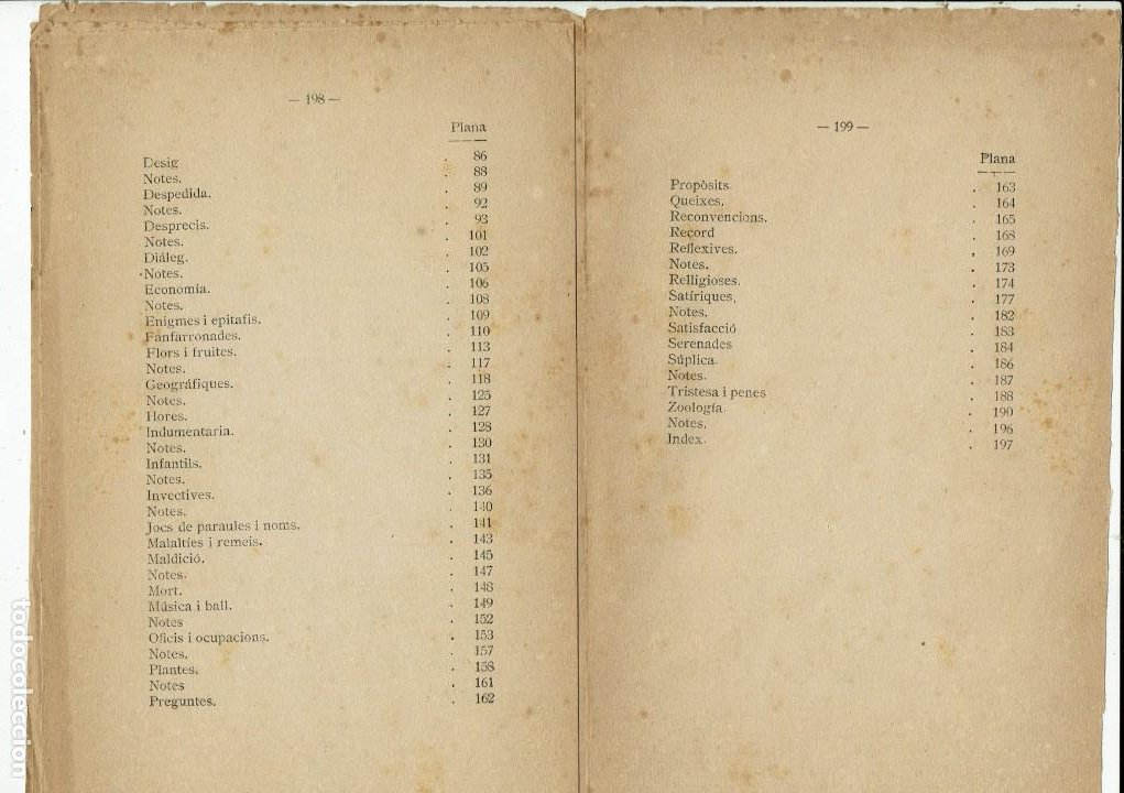 Libros antiguos: FOLK-LORE BALEAR. VOLUM II. CANÇONETES MENORQUINES. ANDREU FERRER GINART (MENORCA 5.7) - Foto 4 - 243325710