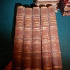 Livros antigos: OBRAS DE DON JUAN DONOSO CORTÉS (MARQUÉS DE VALDEGAMAS) POR GAVINO TEJADO - AÑOS 1854-1855. Lote 243342110