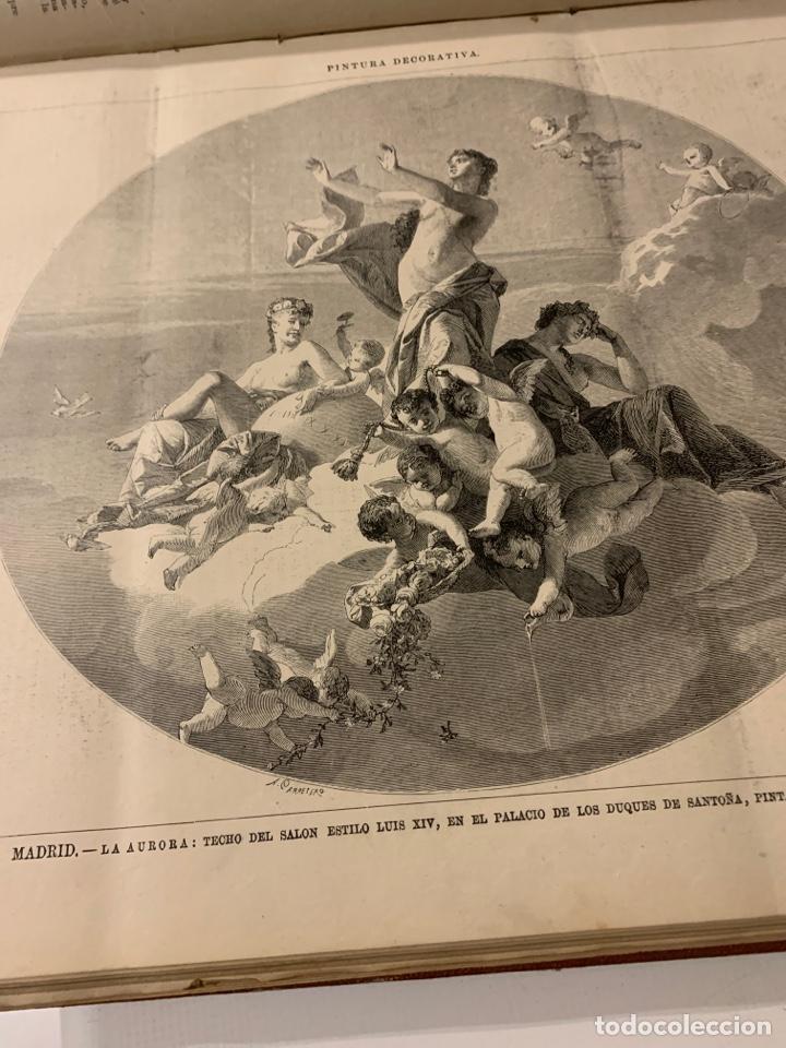 Libros antiguos: La ilustración española y americana año 1879, primera parte - Foto 5 - 243441240