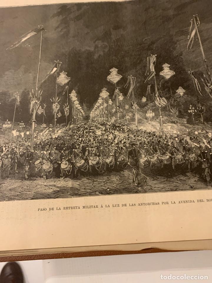 Libros antiguos: La ilustración española y americana año 1878 segunda parte - Foto 3 - 243444200