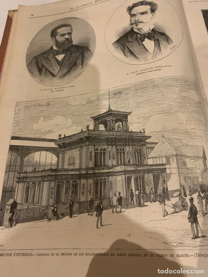 Libros antiguos: La ilustración española y americana año 1878 segunda parte - Foto 4 - 243444200