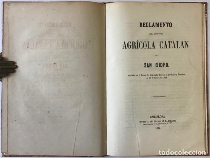 Libros antiguos: ORACION QUE, EN LA FUNCION RELIGIOSA CELEBRADA EN MONTSERRAT EL DIA 1º DE OCTUBRE DE 1860 con... - Foto 5 - 243539155