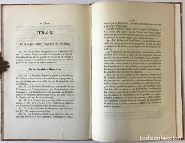 Libros antiguos: ORACION QUE, EN LA FUNCION RELIGIOSA CELEBRADA EN MONTSERRAT EL DIA 1º DE OCTUBRE DE 1860 con... - Foto 6 - 243539155