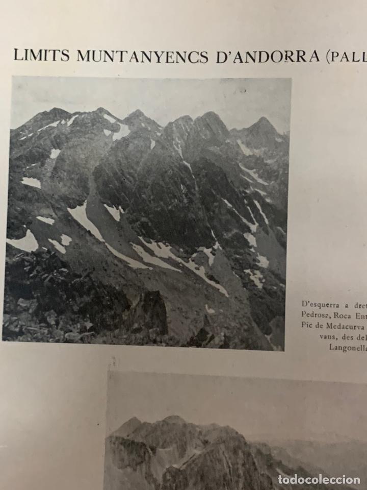 Libros antiguos: ANDORRA. MELCIOR FONT I PERE PUJOL I CASADEMONT. VOL III 1930. BARCELONA. - Foto 9 - 243569015