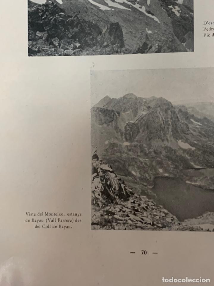 Libros antiguos: ANDORRA. MELCIOR FONT I PERE PUJOL I CASADEMONT. VOL III 1930. BARCELONA. - Foto 10 - 243569015