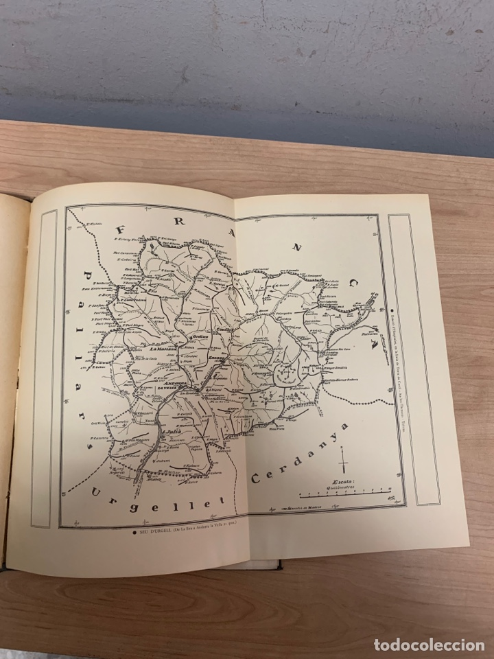 Libros antiguos: ANDORRA. MELCIOR FONT I PERE PUJOL I CASADEMONT. VOL III 1930. BARCELONA. - Foto 20 - 243569015