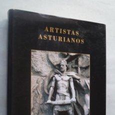 Libros antiguos: ARTISTAS ASTURIANOS.. Lote 243580695