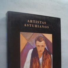 Libros antiguos: ARTISTAS ASTURIANOS.. Lote 243581260