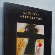 Libros antiguos: ARTISTAS ASTURIANOS.. Lote 243581505