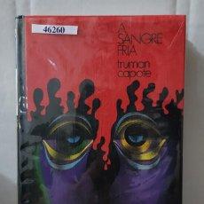 Livres anciens: 46260 - A SANGRE FRIA - POR TRUMAN CAPOTE - CIRCULO DE LECTORES - AÑO 1972. Lote 243761440