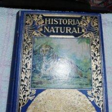 Libros antiguos: HISTORIA NATURAL RAMÓN SOPENA, 1935. Lote 243777690