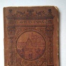 Libros antiguos: EL ARTE EN ESPAÑA Nº 9, MONASTERIO DE GUADALUPE. Lote 243819095