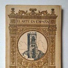 Libros antiguos: EL ARTE EN ESPAÑA Nº 16, PALENCIA. Lote 243819600