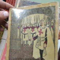 Libros antiguos: EL REY TROVADOR, EDUARDO MARQUINA. 1912. L.11649-1636. Lote 243848820