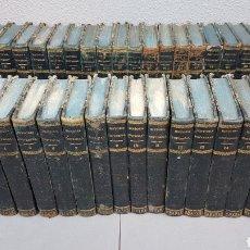 Libros antiguos: HISTORIA UNIVERSAL POR CESAR CANTÚ. EDICIÓN COMPLETA DE 38 TOMOS. MADRID, AÑO 1847 - 1850. S.XIX. Lote 243913625