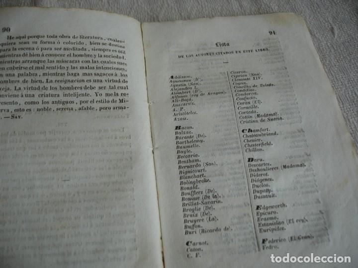 Libros antiguos: El libro de los libros o ramillete de máximas - Foto 8 - 243921940