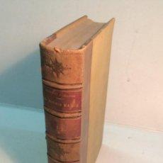 Libros antiguos: RAMÓN MESONERO ROMANOS: ANTIGUO MADRID (TOMO PRIMERO Y SEGUNDO EN UN VOLÚMEN) (1881). Lote 243930690