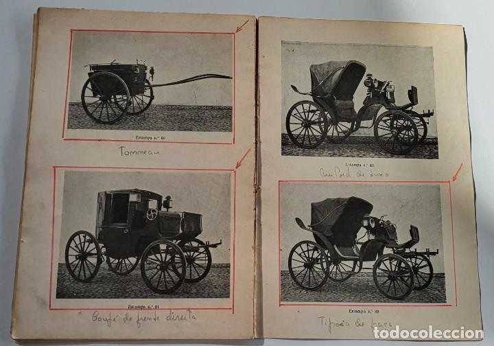 Libros antiguos: CORTEJO HISTÓRICO DE VIATURAS - LISBOA 1934. CATALOGO DE COCHES DE CABALLOS - Foto 2 - 243932840