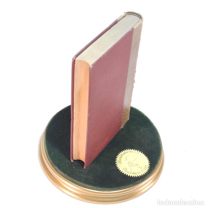 Libros antiguos: La exposición internacional de la electricidad y congreso de electricistas. Eduardo Vicenti. 1882. - Foto 14 - 244000940