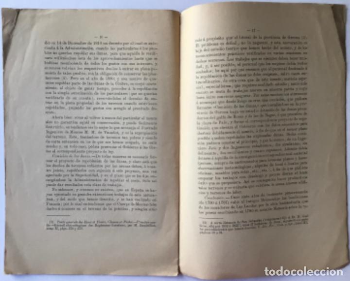 Libros antiguos: DUNAS. - ARTIGAS Y TEIXIDOR, Primitivo. - Foto 4 - 244006850