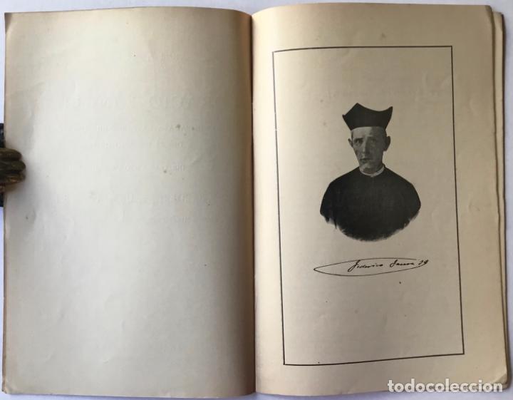 Libros antiguos: ORACIÓ fúnebre pronunciada a la parròquia dArtés el dia 24 de maig de 1930 a la... - PEYPOCH (S.J.) - Foto 3 - 244011820