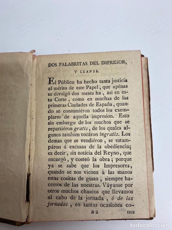Libros antiguos: Libro antiguo Triunfo del amor y de la lealtad, día grande de Navarra...José Francisco de isla 1746 - Foto 4 - 244383100